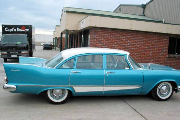1959 Plymouth Plaza