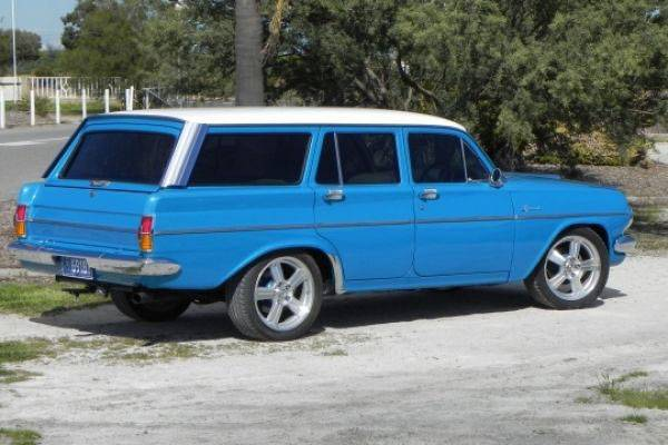 1964 HOLDEN WAGON