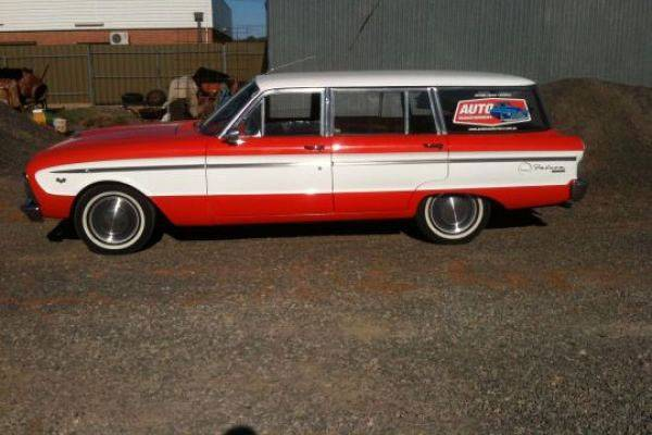 1964 XM Falcon Wagon