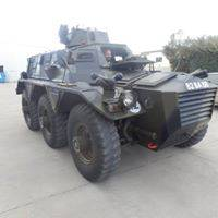 Saracen Armored Personnel Carrier